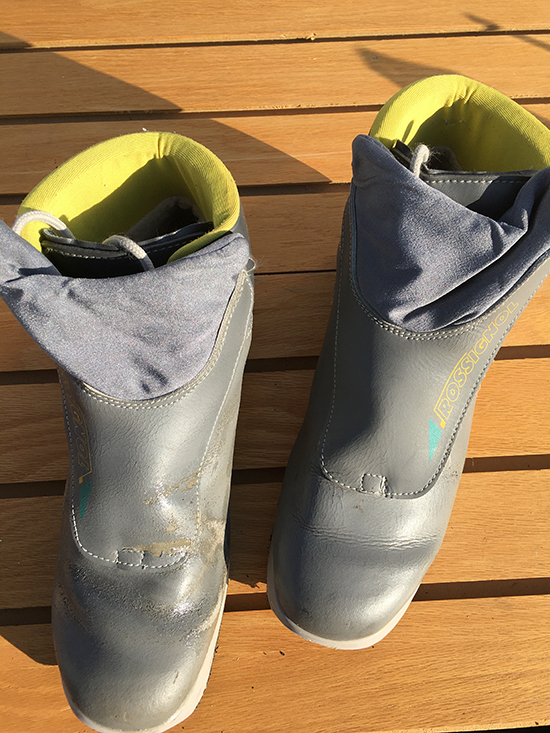 Rossignol size 44 boots