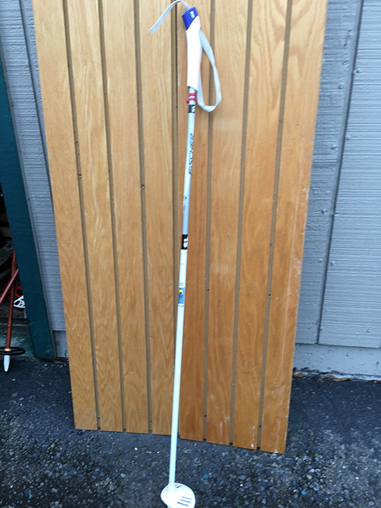 Fischer 110cm single pole