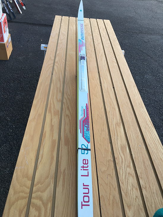 Kneissl Tour Lite Skis