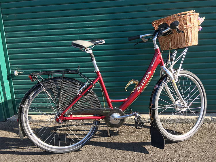 Breezer Uptown 8 bicycle