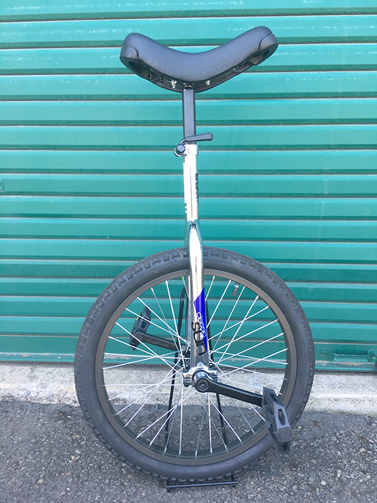Sun Classic chorme plated unicycle