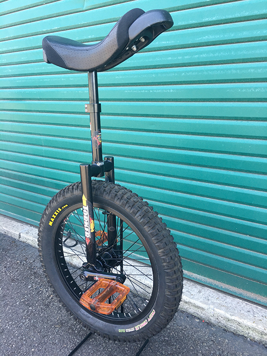 Torker DX Trails unicycle