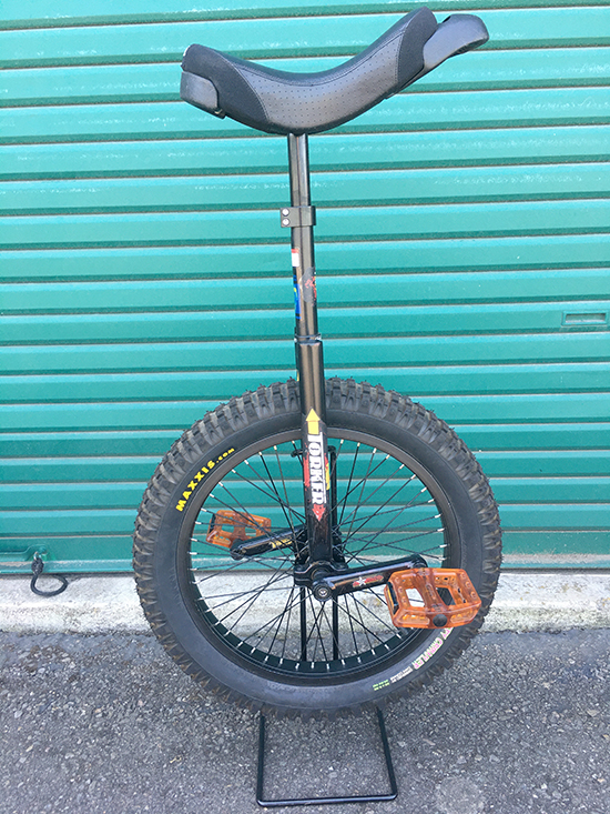 Torker Unicycle