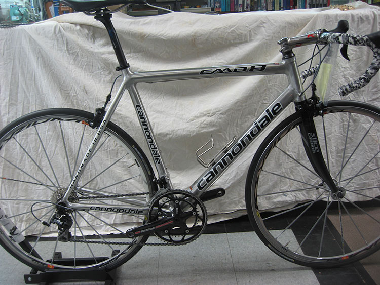 b6816109df5 South Salem Cycleworks: Cannondale bicycle