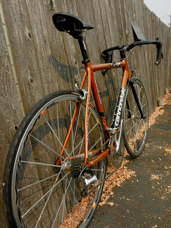 Cannondale bicycle