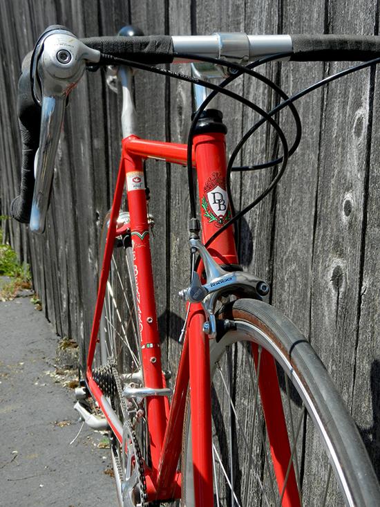 South Salem Cycleworks De Bernardi Bike