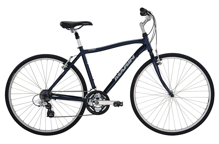 Marin Kentfield Hybrid bike
