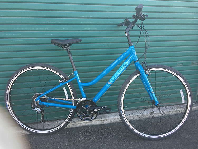 Marin Kentfield CS3 bike