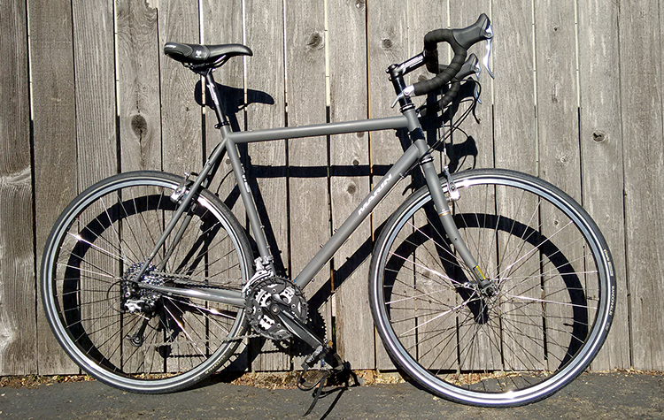 Marin Four Corners Touring bike