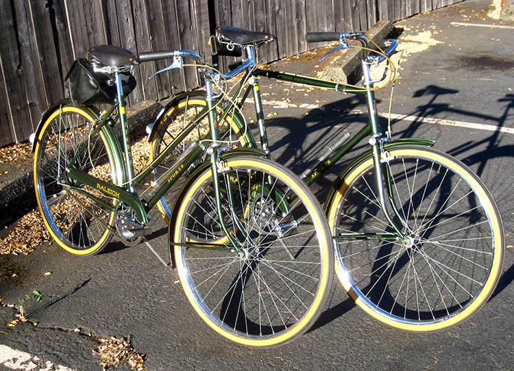 South Salem Cycleworks: Raleigh