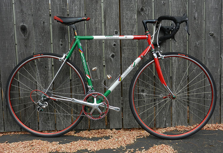 Torelli 54 cm 20th anniversary bike