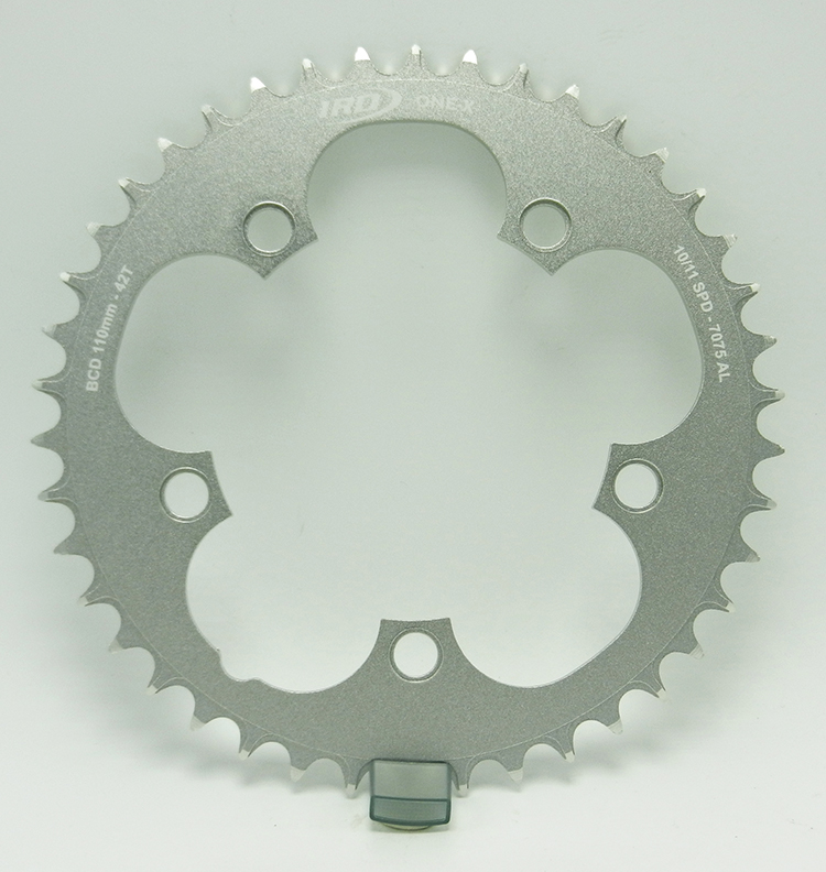 IRD 42-tooth chainring