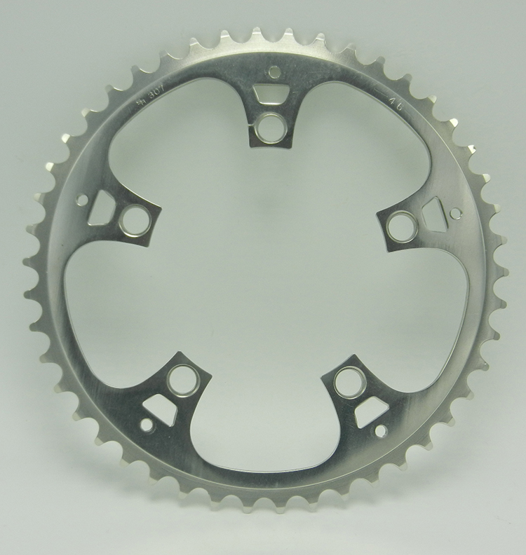 SR 46-tooth chainring