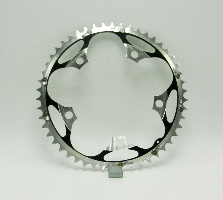 Stronglight balck chainring