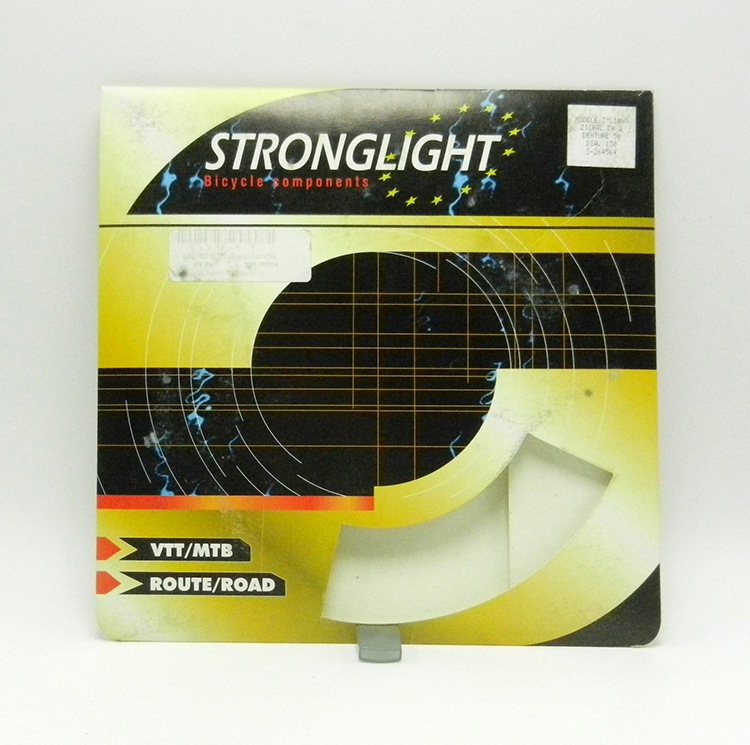 Stronglight chainring package