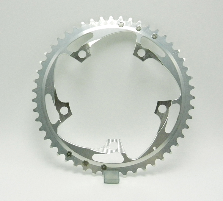 Stronglight 50-tooth chainring