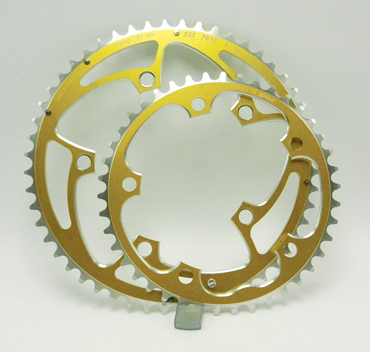 Stronglight chainrings