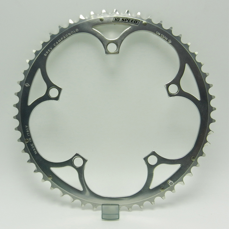 Campagnolo Record 10-speed chainring