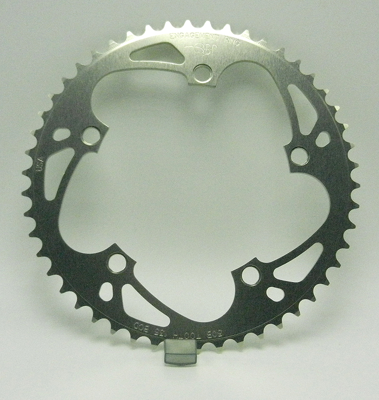 50-tooth chainring