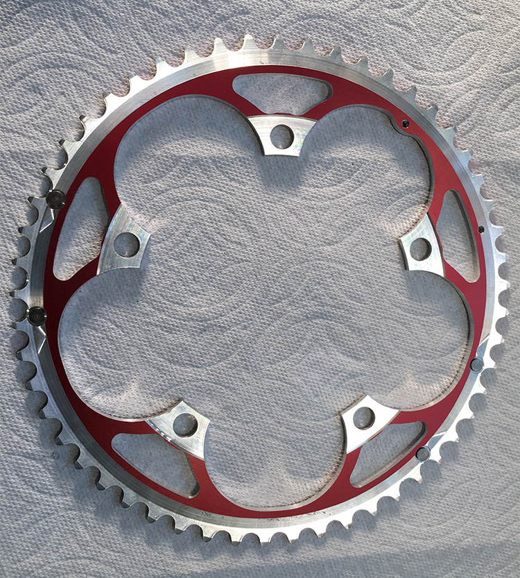 Stronglight chainring 53