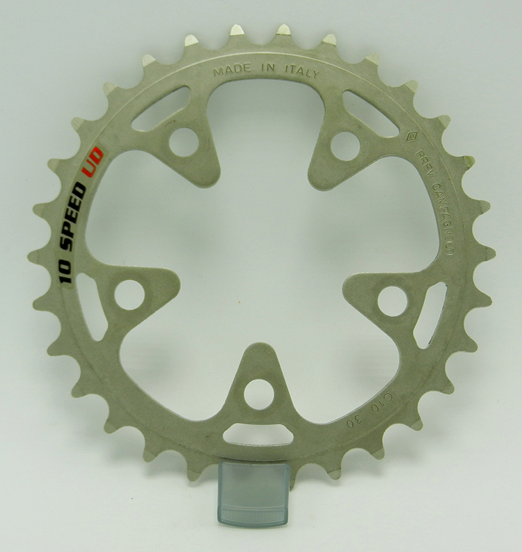 Campagnolo C10 30-tooth chainring