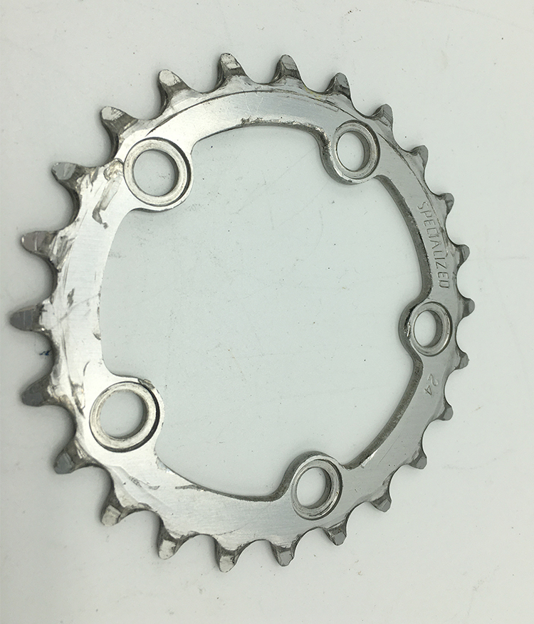 Specialized 24-tooth chainring