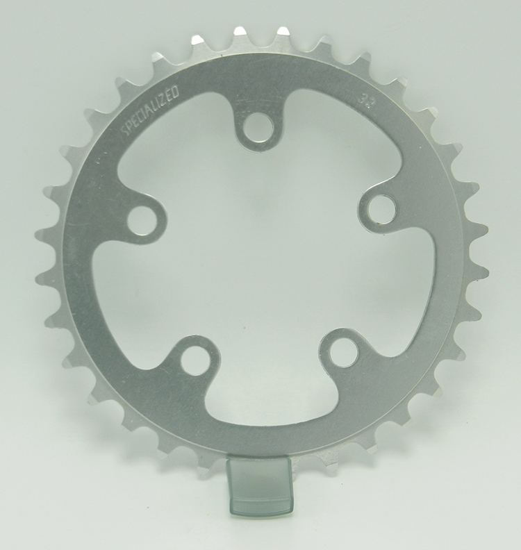 Specialized chainring