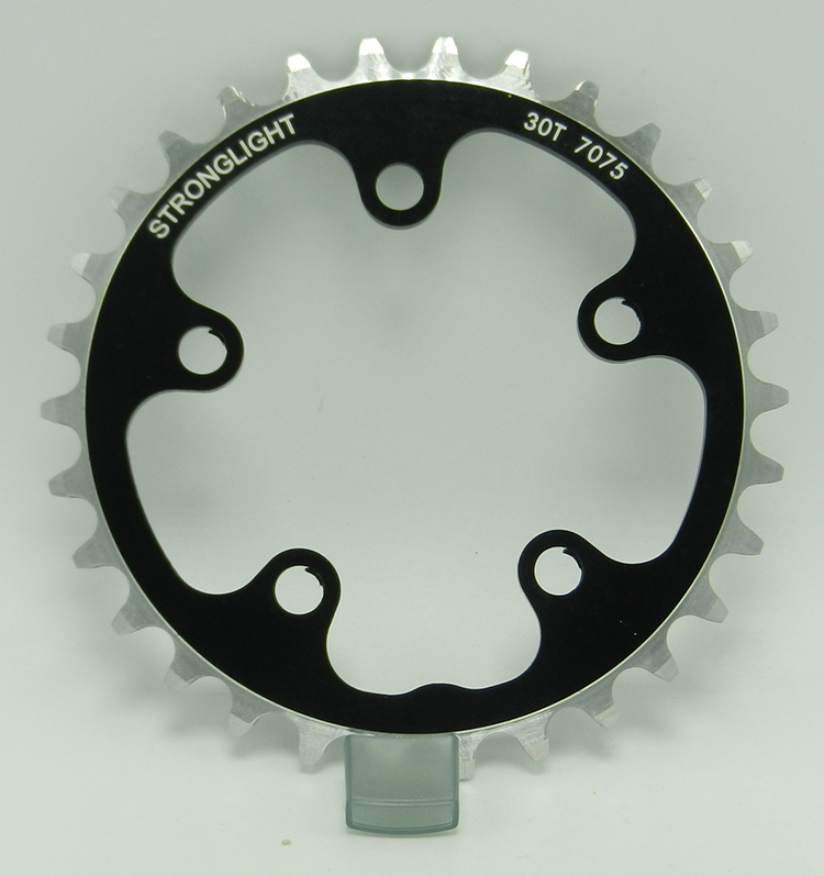 Stronglight 30-tooth chainring