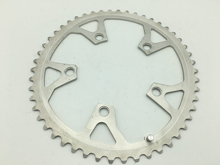 Biopace 50-tooth chainring