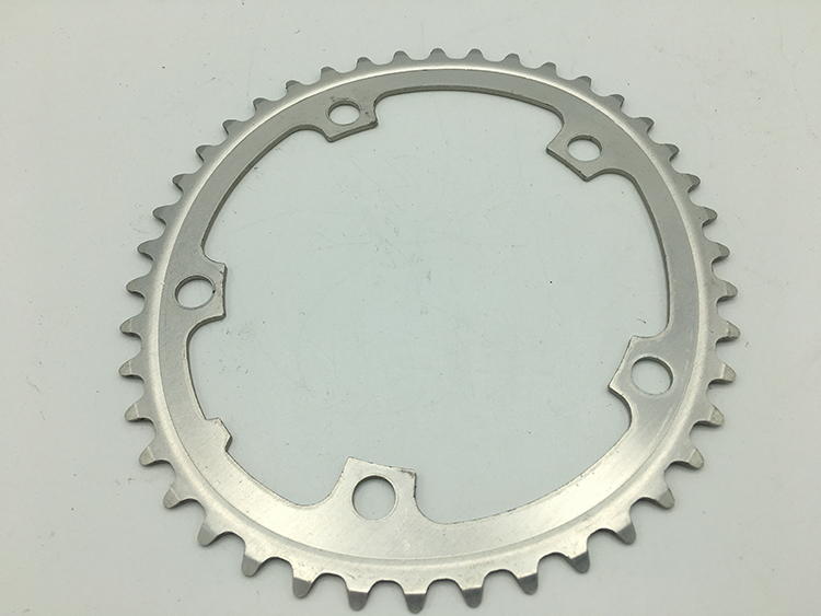 Biopace 42-tooth chainring