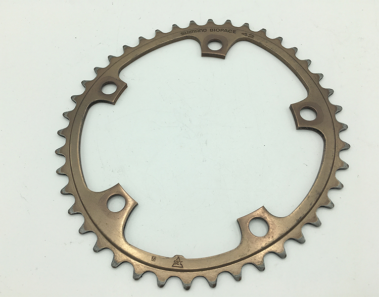 Biopace chainring