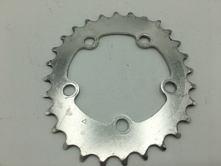 SR Ovaltech chainrings