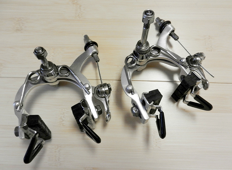 Campagnolo Nuovo Record brake calipers