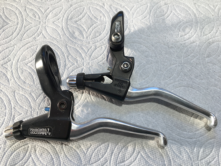 Power Control brake levers