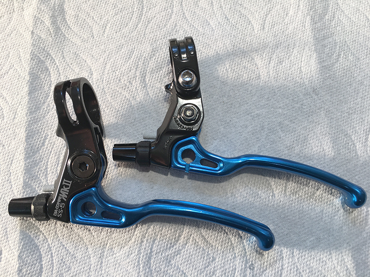 Dia comple brake levers