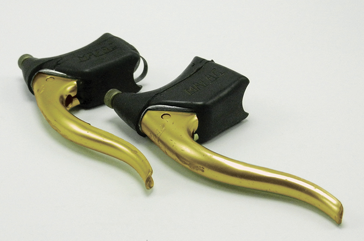 Mafac 2000 gold levers
