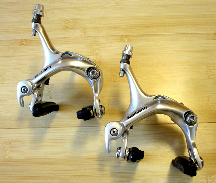 Shimano BR-R600 calipers