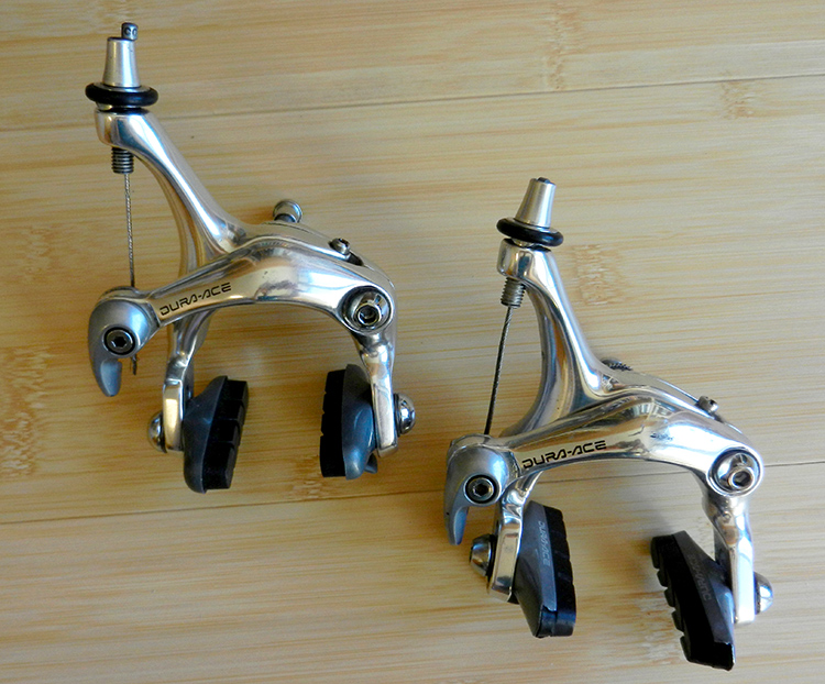 Shimano Dura-Ace calipers