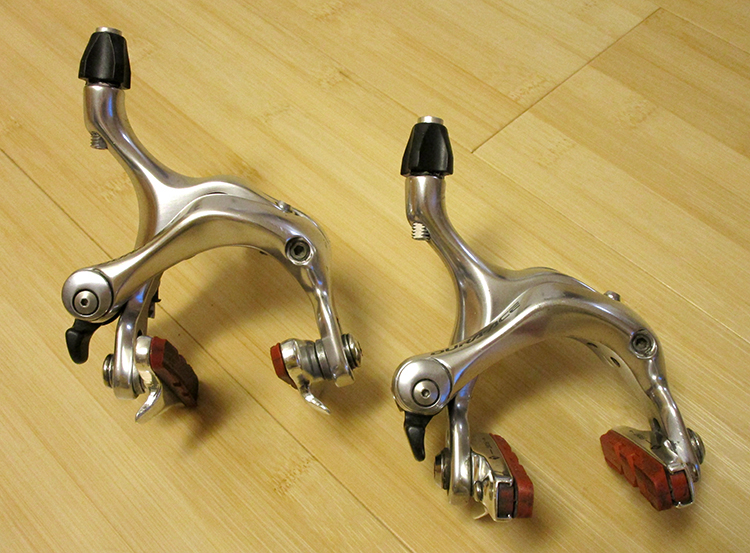 Shimano Dura-Ace brake calipers