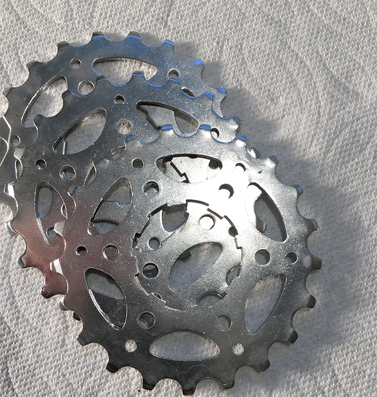 23 tooth sprocket