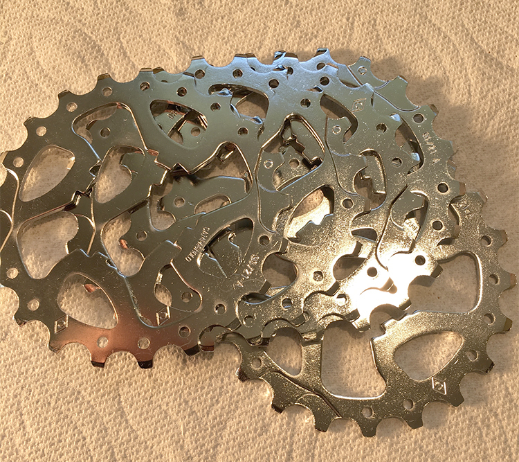 21 tooth sprocket