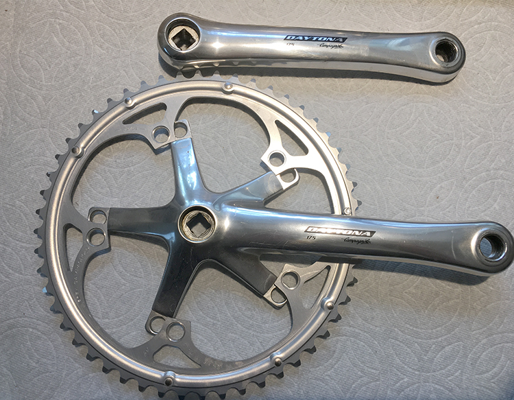 Daytona 175 cranks