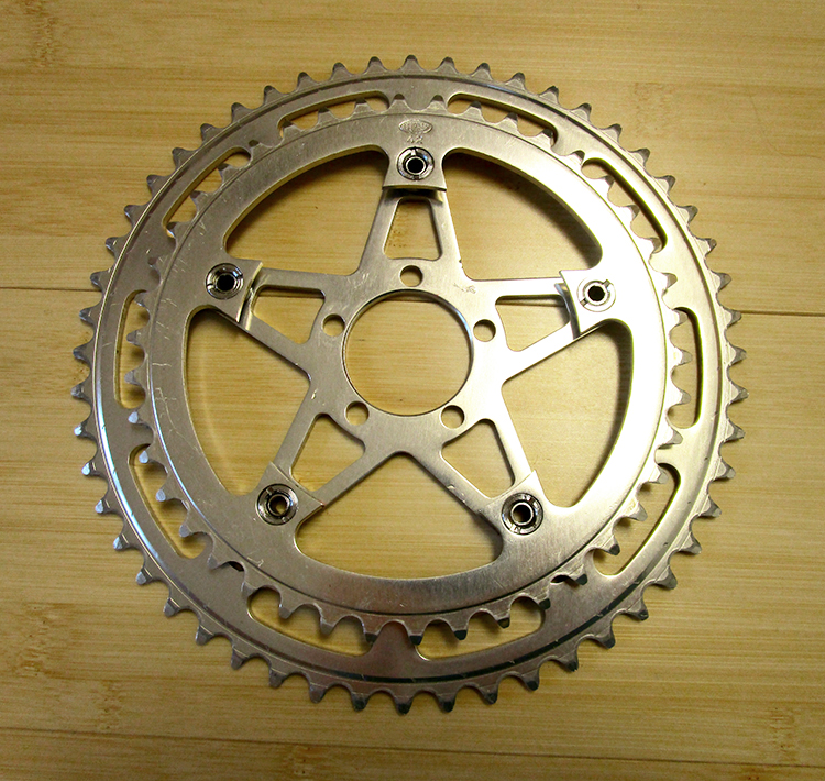 Stonglight 49D chainrings