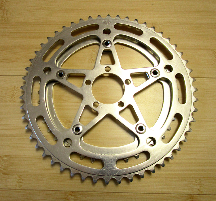 Stronglight 49D chainrings