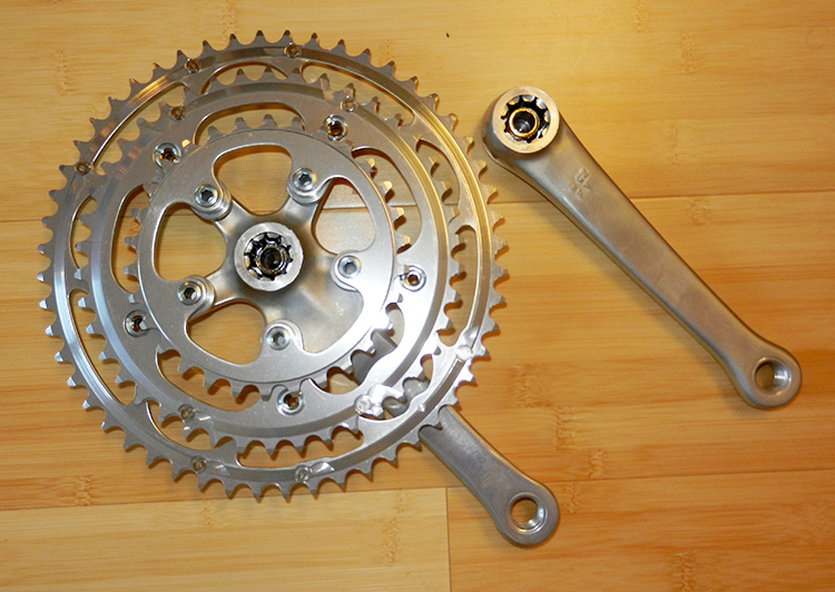 Stronglight Speedlight crankset