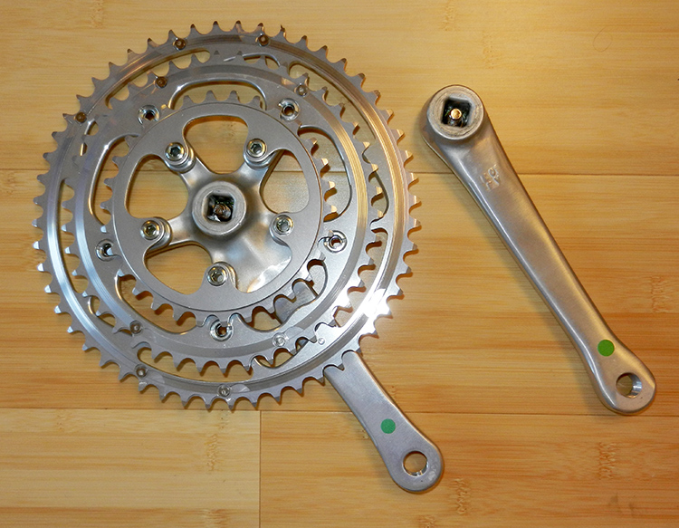 Stronglight Speedlight 172.5 crankset