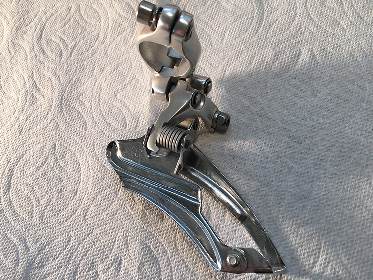 Record OR front derailleur