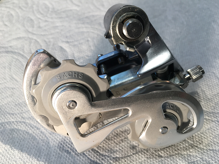 Sachs Brake Carrier with Accessories BOXED-NEW-Saxonette Rear HR