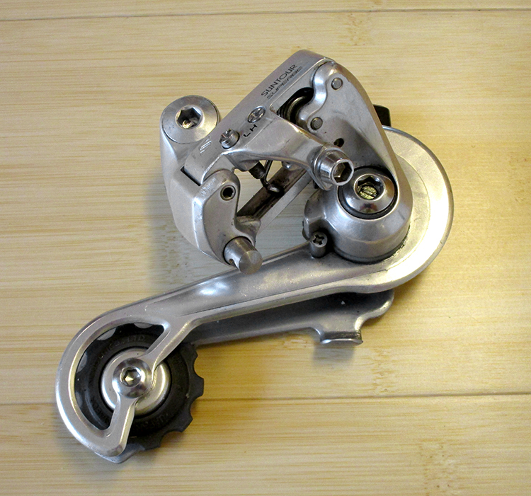 SunTour Superb rear derailleur