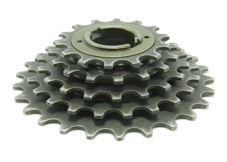 Cycle French-threaded freewheel